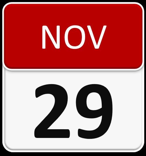 November29th