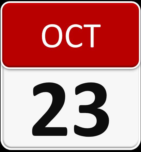 October23rd